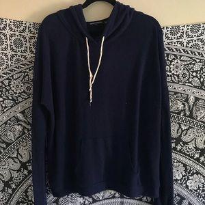 Brandy Melville navy hoodie
